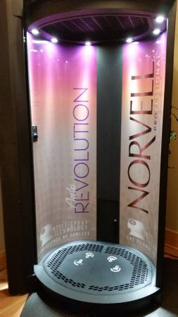 Tanning Beds For Sale >> 2013 Norvell Auto Revolution Spray Tanning Booth-SOLD
