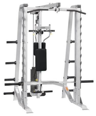 Hoist Hf 4985 Half Cage Ensemble Home Gym