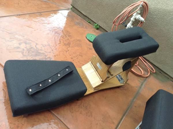 Gonstead Chiropractic Table Set